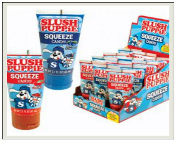 Slush Puppie Squeeze Candy