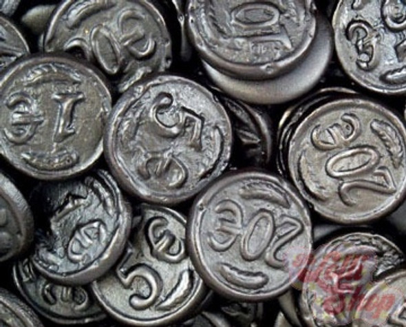 Dutch Coin Licorice - K&H