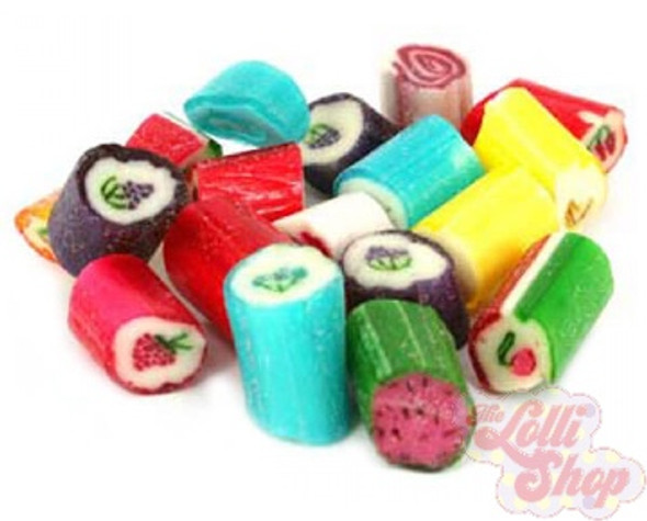 Rock Candy Assorted 240g
