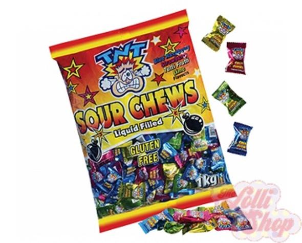 TNT Sour Chew