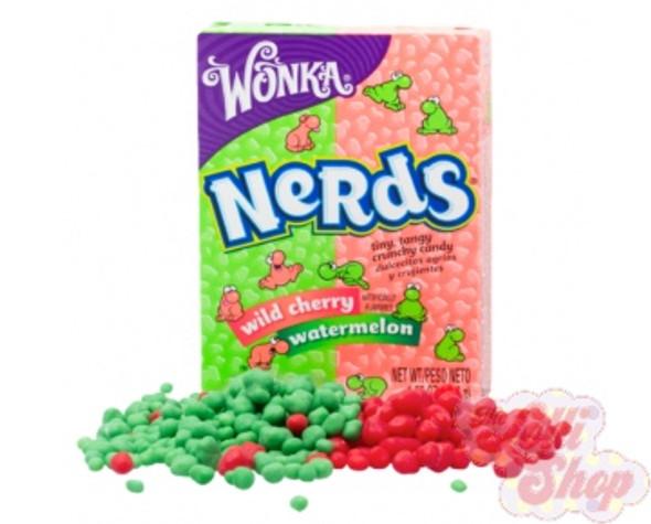 Nerds Watermelon & Cherry 46.7g