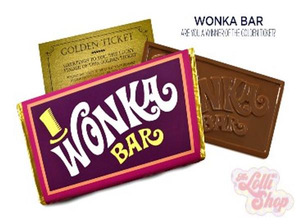 Wonka Bar 60g