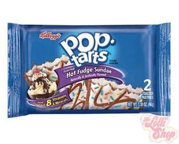 Pop Tarts Hot Fudge Sundae 2 Pack 96g