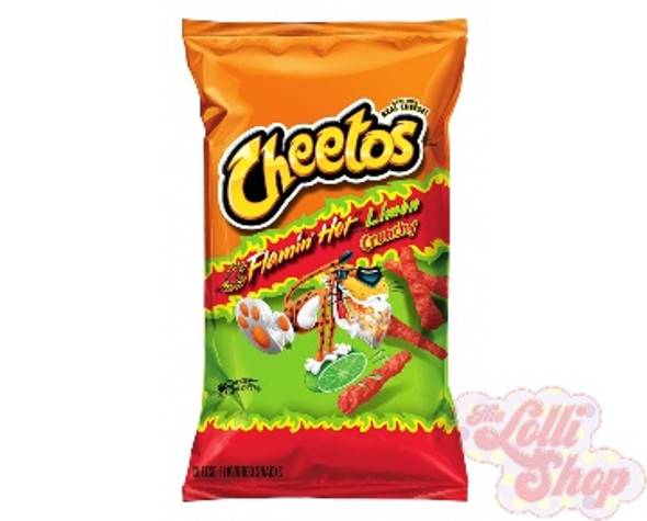 Cheetos Flamin Hot Limon 240.9g