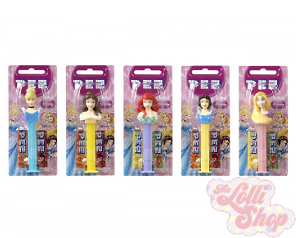 Pez Disney Princess 17g