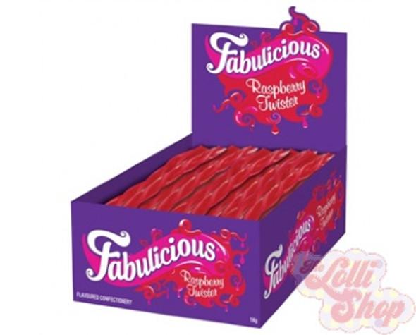 RJ's Fabulicious Raspberry Twist
