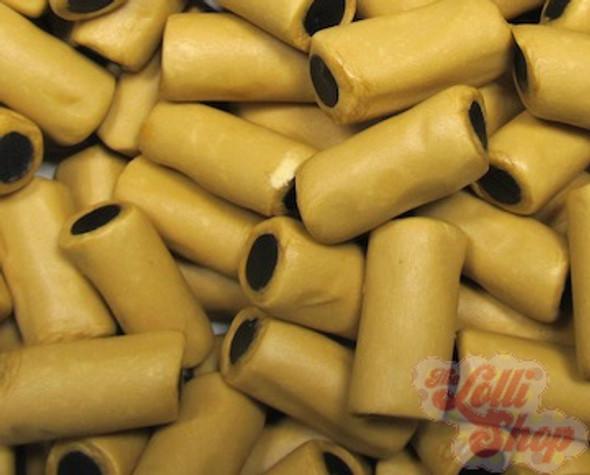 Dutch Caramel Sticks Licorice - K&H