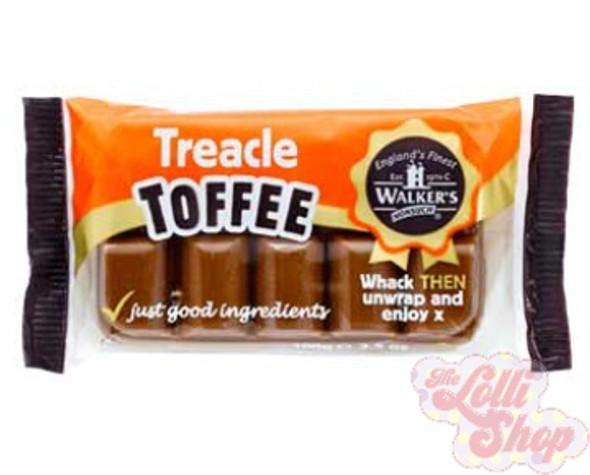 Walkers Treacle Toffee 100g