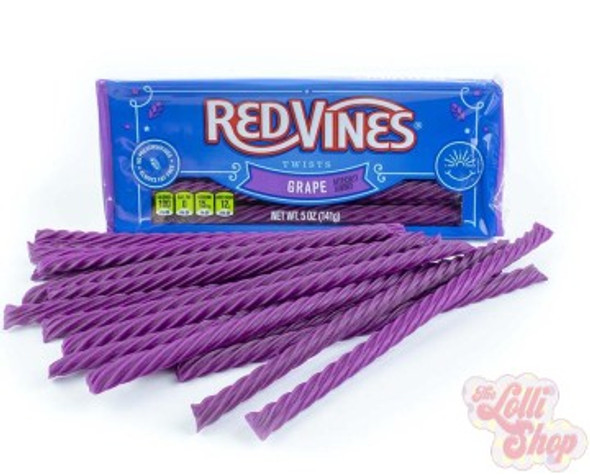 Red Vines Licorice Grape 141g