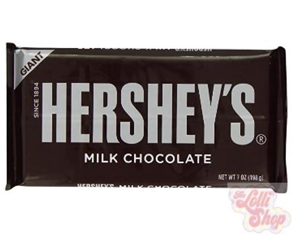 Giant Hershey's Milk Choc 198g