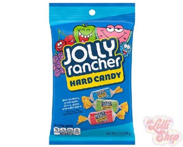 Jolly Rancher Hard Candy Asst 198g