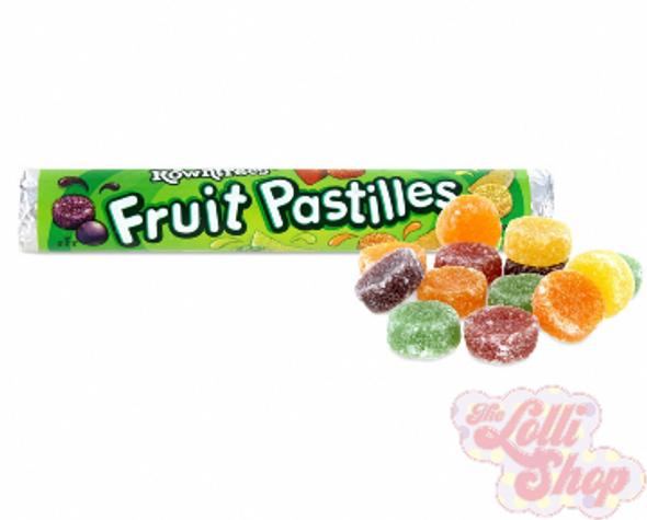 Rowntree Fruit Pastilles 52.5g
