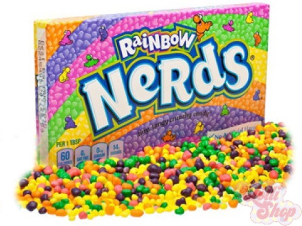 Wonka Rainbow Nerds 141.7g