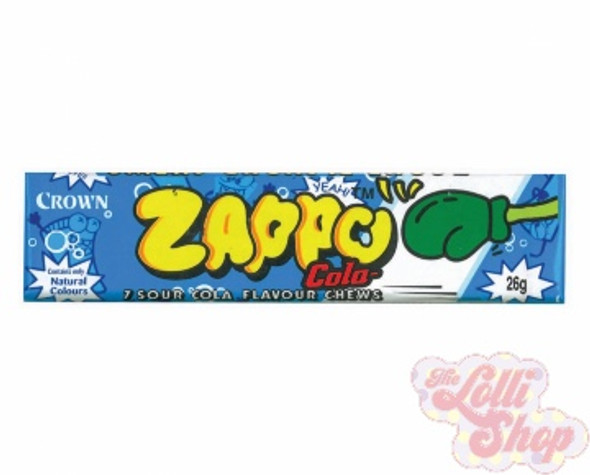 Zappo Cola Chews 26g