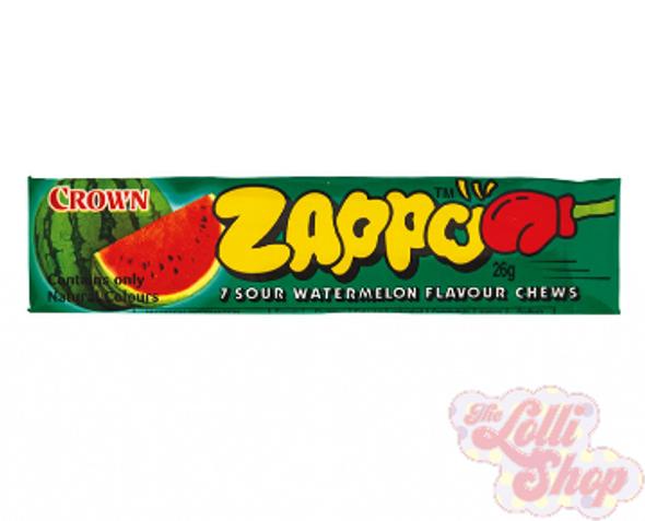 Zappo Watermelon Chews 26g