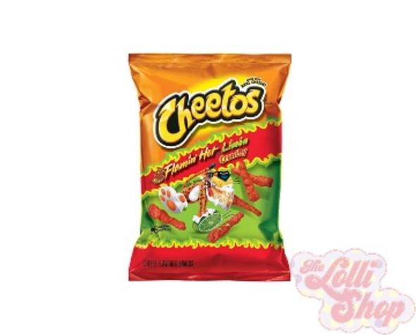 Cheetos Flamin Hot Limon 56.7g