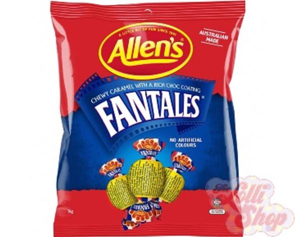 Allen's Fantales
