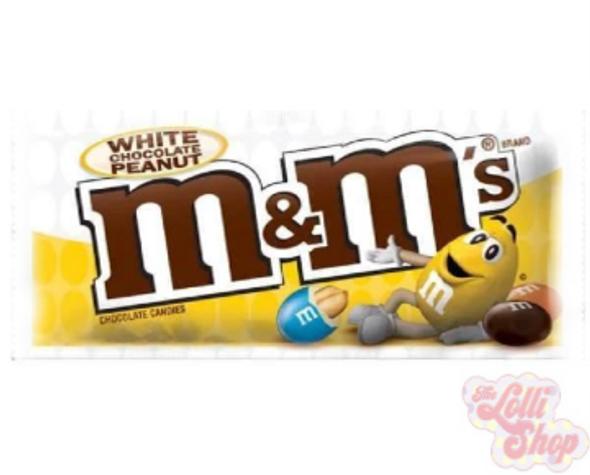 M&M's White Choc Peanut 38.6g