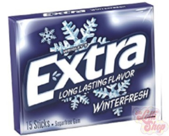 Extra Winterfresh 15 Sticks