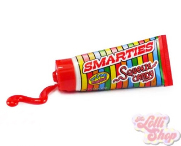 Smarties Squeeze Candy 64g