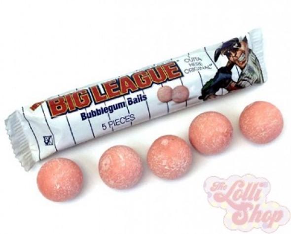 Big League Bubblegum 5 Balls 30g