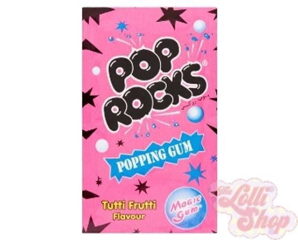 Pop Rocks Tutti Frutti Bubblegum 7g