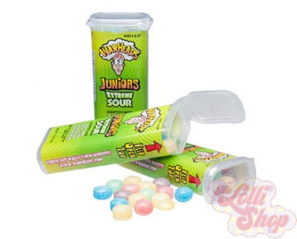 Warheads Extreme Sour Minis 49g