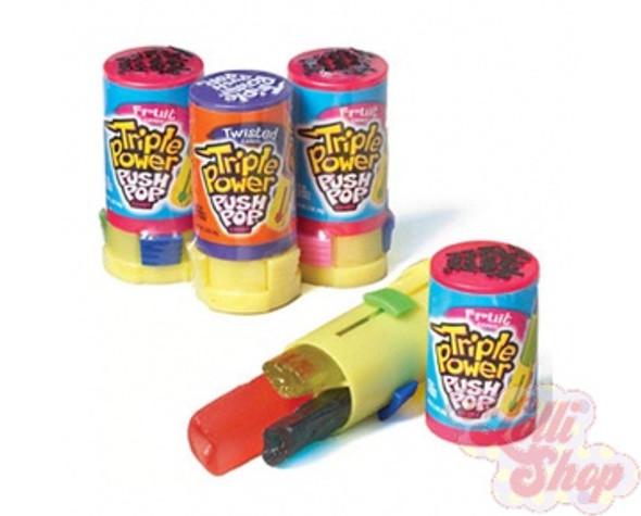 Triple Power Push Pop 34g