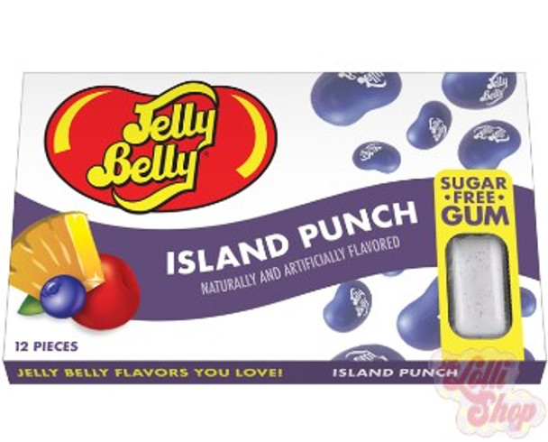 Jelly Belly Gum Island Punch 12pcs