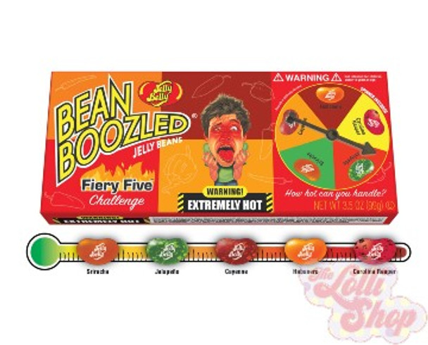 Jelly Belly Beanboozled Flaming Hot 100g