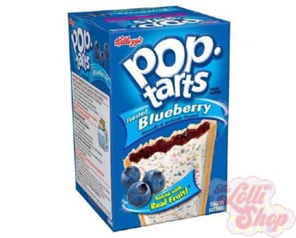 Pop Tarts Blueberry 416g - Box of 8