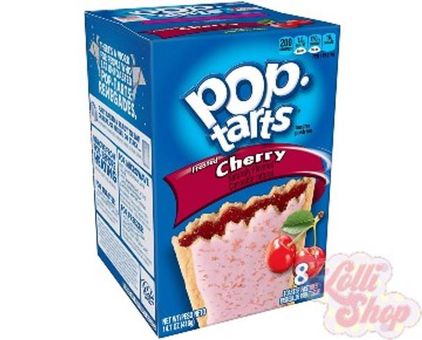 Pop Tarts Cherry 416g - Box of 8