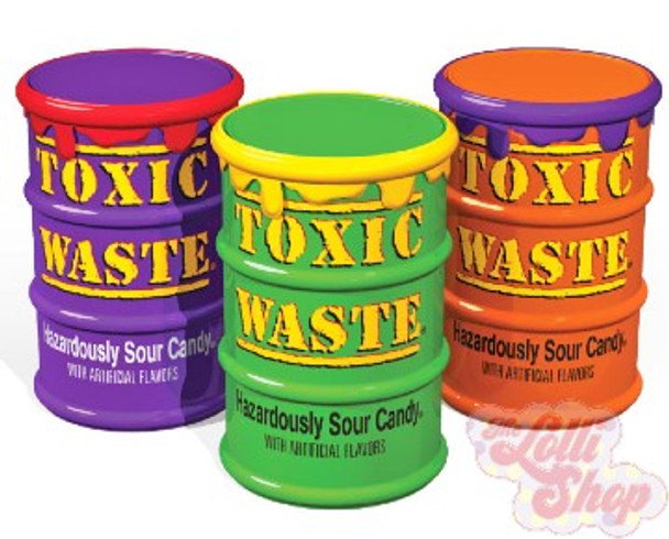 Toxic Waste Color Drum 48g