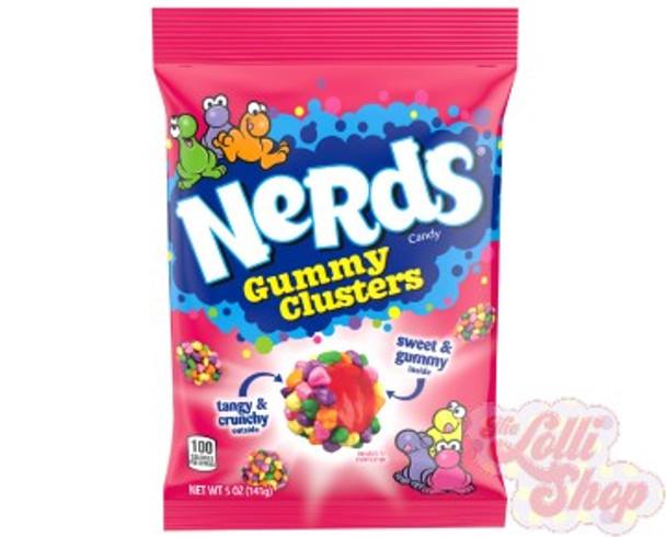 Nerds Gummy Clusters 141g