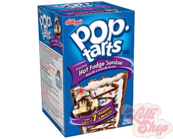 Pop Tarts Hot Fudge Sundae 416g - Box of 8