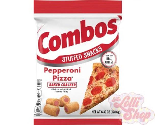 Combos Pepperoni Pizza Cracker 178g