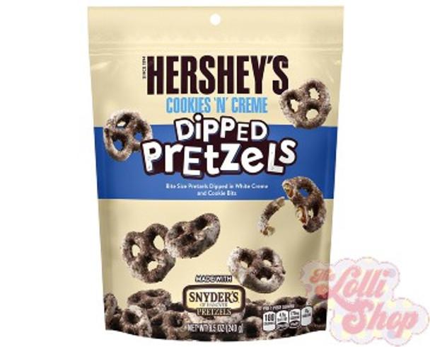 Hershey's Cookies n Creme Pretzels 240g