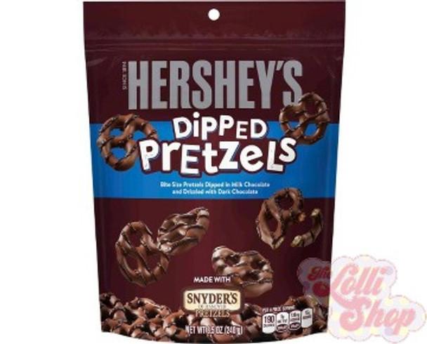 Hershey's Dipped Pretzels 240g