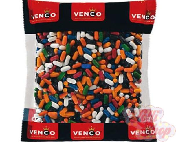 Dutch Coloured Liquorice - Venco