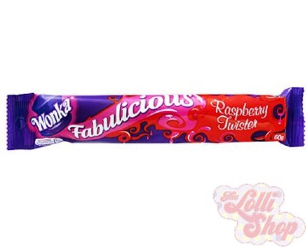 RJ's Fabulicious Raspberry Twist 40g