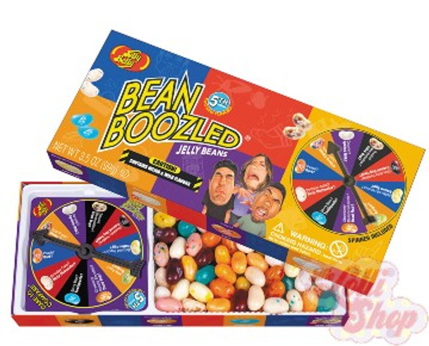 Jelly Belly Beanboozled 5th Edition 100g