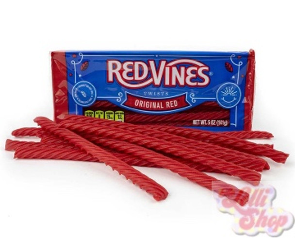 Red Vines Licorice Orig Red 141g