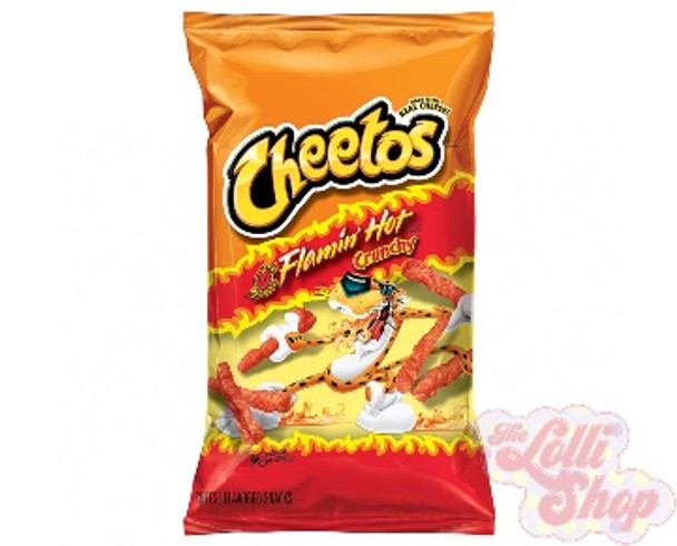 Cheetos Flamin Hot 240.9g