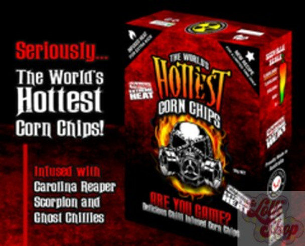 The World's Hottest Corn Chips 50g