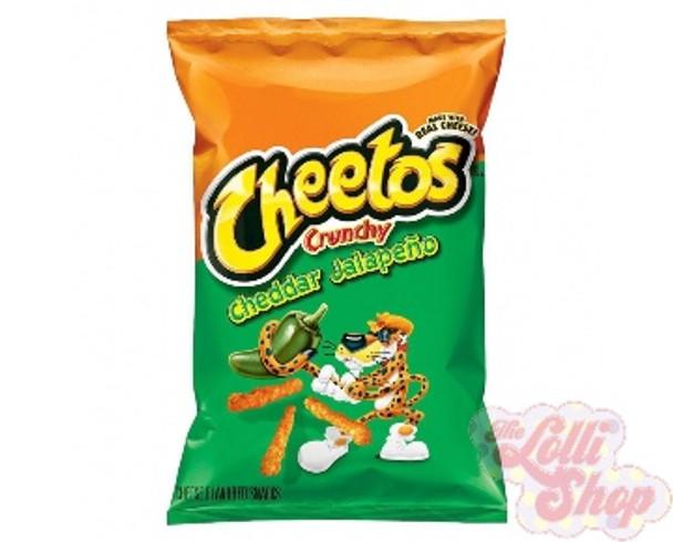 Cheetos Cheddar Jalapeno 226.8g