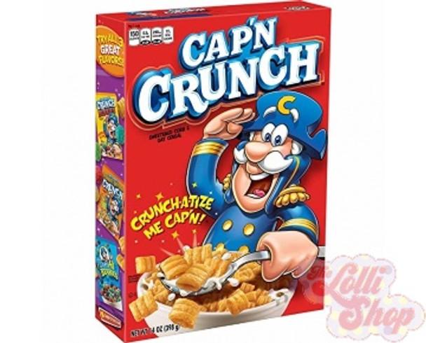 Cap'n Crunch Orig 398g