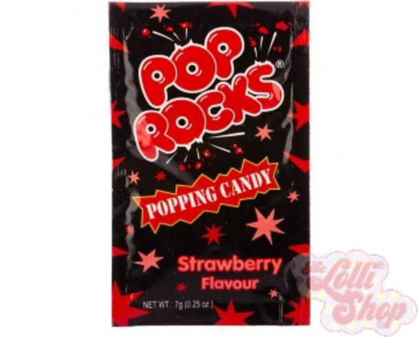 Pop Rocks Strawberry 7g