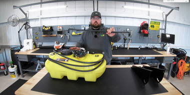 How to Install a John Deere 15-Gal Rear Mount Sprayer for Riding Mowers