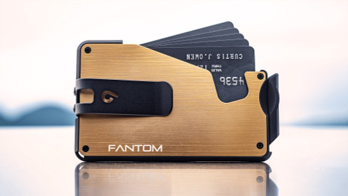 Slim Minimalist Wallets
