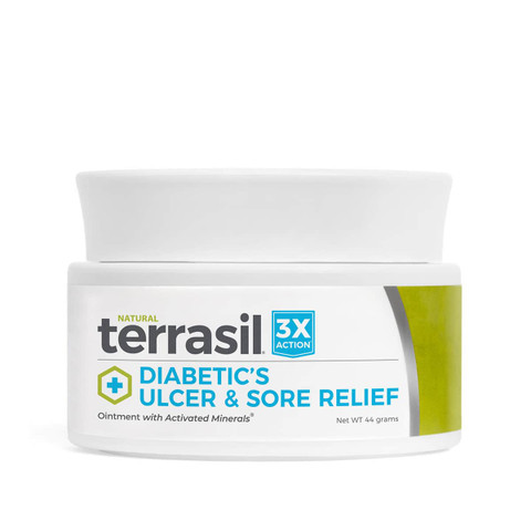 Diabetic's Ulcer and Sore Relief